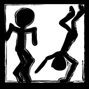Choreomania mix #1: Omnishambles