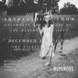 ELIJVH VRMS 2 HOUR LIVE INDIE ELECTRO MIX FROM NUMIONOUS FASHION SHOW