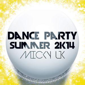 Dance Party Summer 2014