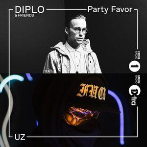 Party Favor and UZ - Diplo & Friends (2017-06-25)