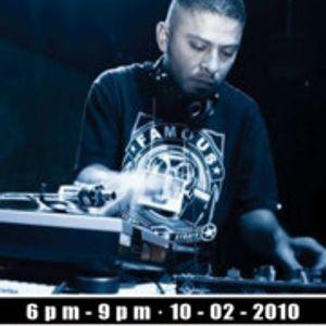DJ RIO (((LIVE))) @ FUTUREBOUND RADIO L.A.