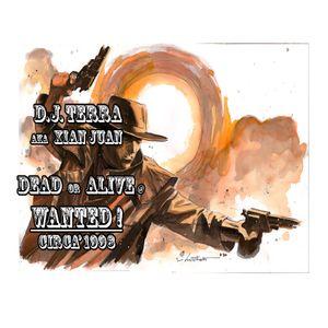 LIVE @ WANTED 1998 - LIVE ALL VINYL JUMP UP JUNGLE / DRUM AND BASS MIX - Xian Juan / DJ Terra