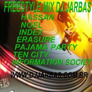 FREESTYLLE MIXADO DJ JARBAS