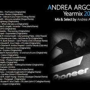 Trance Yearmix 2012 - Selected & Mixed by Andrea Argon