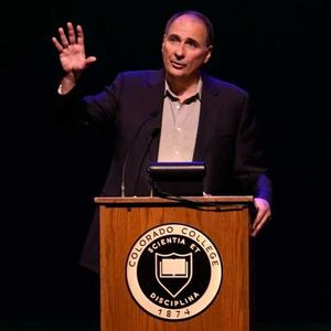 """David Axelrod: """"Uncharted Waters: The Campaign of 2016"""""""