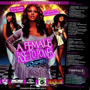 The Fleet DJs Present A Female Rise To Power Vol 5
