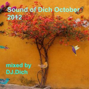 Sound of Dich October 2012 (Live Set)