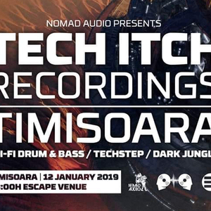 Drumfunk Sessions: Nomad Audio presents Tech Itch Recordings Promo
