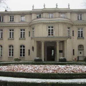 Wannsee-konferensen: Här planerades Förintelsen för 75 år sedan