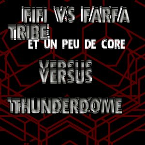 Lafreefamily Fifi versus Farfa Tribedome