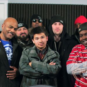 On Beat w/ OHLOW 12/05/13 M.J.Wolf, Pkg, Black Indian, eLBetta, 1Spawn-Forge, SCENE, Kount Fif &R.S.
