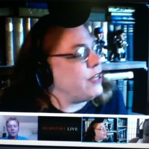 Rebecca Juro Show 3-7-13 guest Mara Keisling