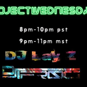 DJ Lay Z & DJ iFr0g - Project Wednesdays Ep13 (22nd May 2013)