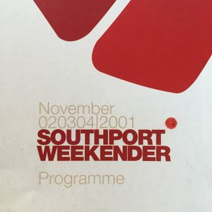 Louie Vega Live @ Southport Weekender #29 - Nov 2001 - special guests Lynae, Billie and Mike Ciro