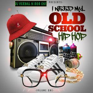 #DJ VERBAL'Z OLSKOOL HIPHOP SEASON ONE!!
