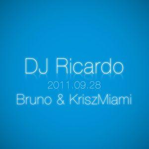 DJ Ricardo, Bruno & KriszMiami - 2011. 09. 28