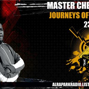 Journeys of the monk Radio Show on Alra Park Radio-Guest mix by Master Cheng Fu(18th july
