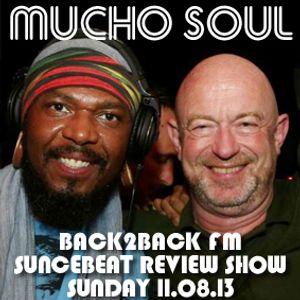 Mucho Soul Suncebeat 4 Review Show