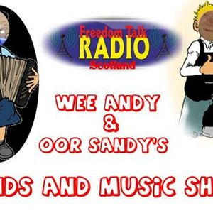 Andy 's Bands Musicians Show  with Laurelle