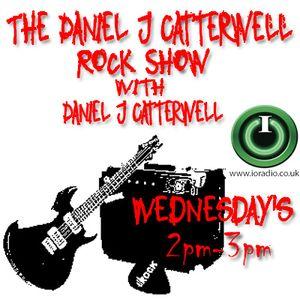 The Daniel J Catterwell Rock Show on IO Radio 050417