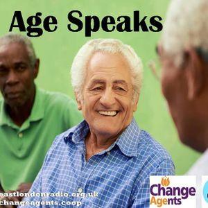 Age Speaks meets Iris Benson