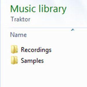 Drix - 'Recordings' Folder Mix