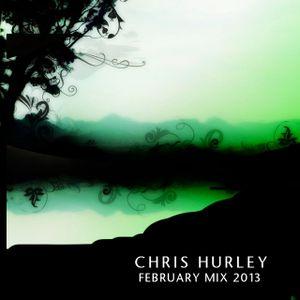 chris hurley - promo mix - february 2013