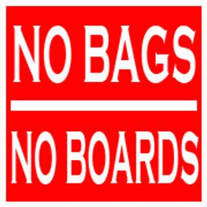 No Bags No Boards- Issue 1