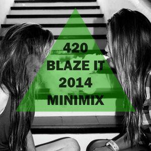 420 Blaze It 2014