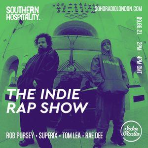 Southern Hospitality x Soho Radio - The Indie Rap Show Pt. 2