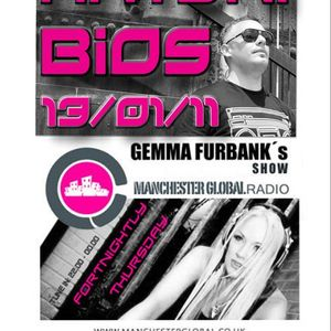 Antoni Bios guest Mix @ Manchester Global Radio