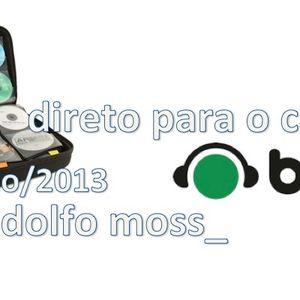Rodolfo Moss @ Home Studio 4 DJBan's 'Direto Para O Case' Column