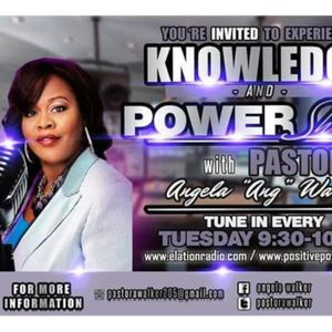 Knowledge and Power with Pastor Ang Walker
