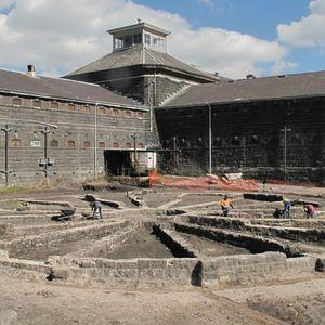 #1 Pentridge Prison's Panopticon