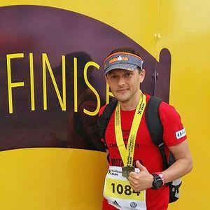 Andrei Gligor, ultramaratonist de Romania la povesti de succes si sperante cu Travel Man