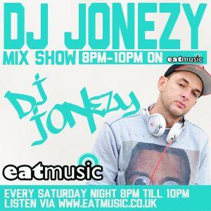 2014-01-18 The DJ Jonezy Mixshow