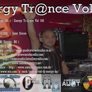 Pencho Tod ( DJ Energy- BG ) - Energy Trance Vol 166