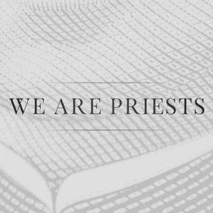 We Are Priests
