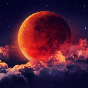 The Moon was Red and Dangerous