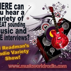Radio Variety Show with Dj Readman:  Ashburys Keys in the Underrunners