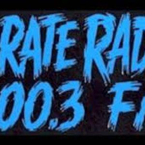 KQLZ  Pirate Radio Los Angeles 27 August 1990 1 of 2