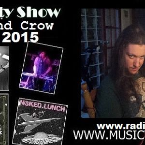 Radio Variety Show with Dog and Crow: Jeff Appleton, The Muggs, Attrition, Jesus Hooligan and more