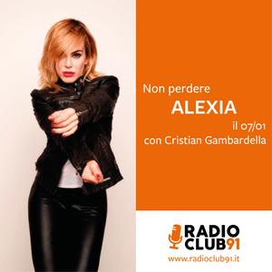 Alexia @Radioclub91 intervistata da Cristian Gambardella