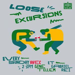 Loose Excursions w/ Buck Smith & Gab Rei 10/07/2016