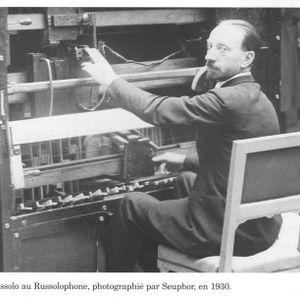 Experimentación Sonora 2 : Europa entre la década del 1920 y del 1950