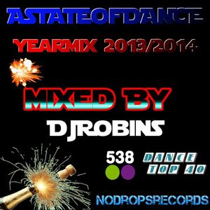 A State Of Dance Presents : YearMix 2013/2014 - Mixed by DJRobinS