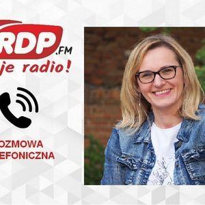 Gość Poranka Płock - A. Krusiewicz 19.05,2020 KRDP FM