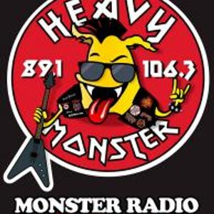 Monster Rock Show With Alice On Monster Radio 3.8.2016