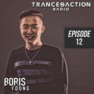 Trancesaction Radio - Episode 12