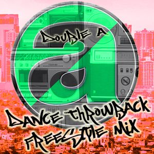 Dance Throwback Freestyle Mix